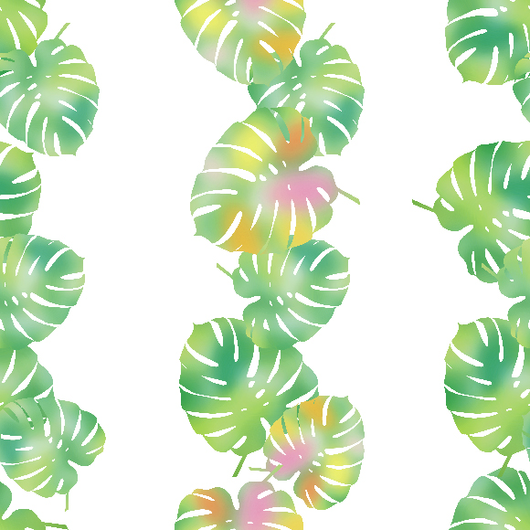 Set Tropical Design. example image 6