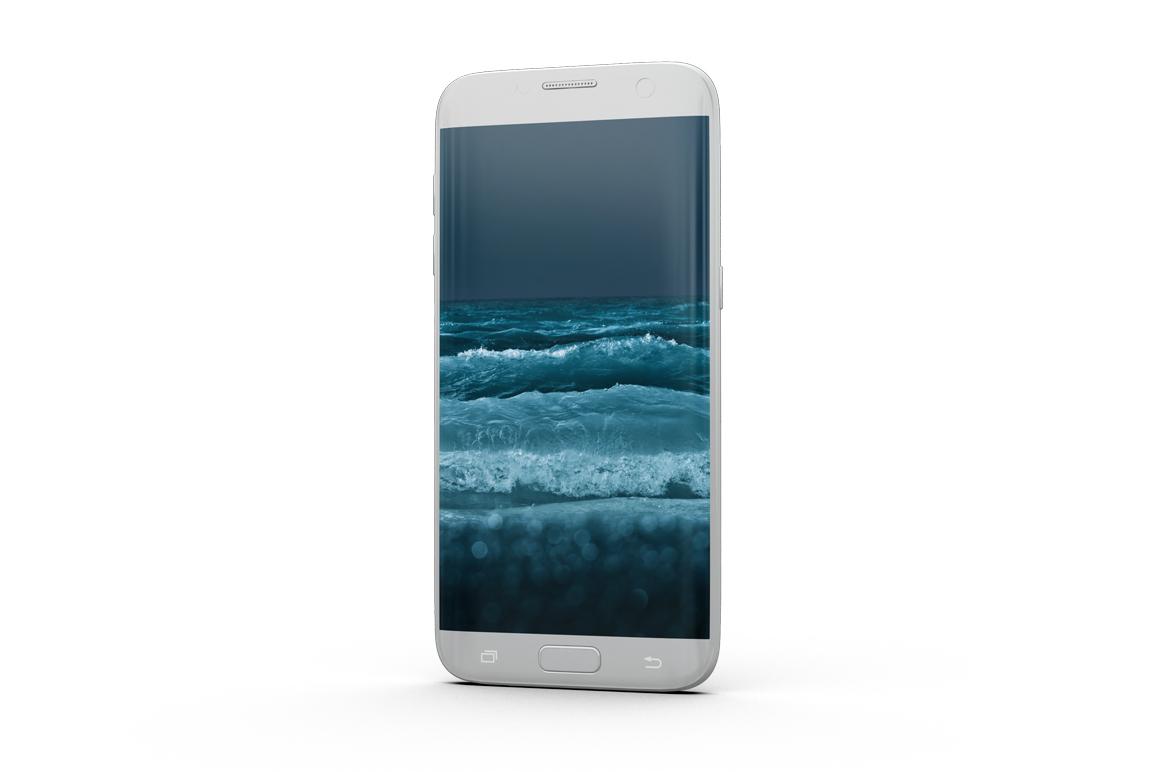 Samsung Galaxy S7 Edge Mockup example image 8