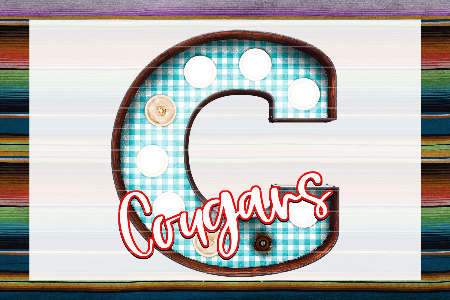Cougars Marquee Bundle example image 3