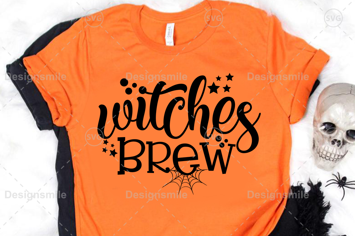 Halloween Tshirt Design Bundle example image 19