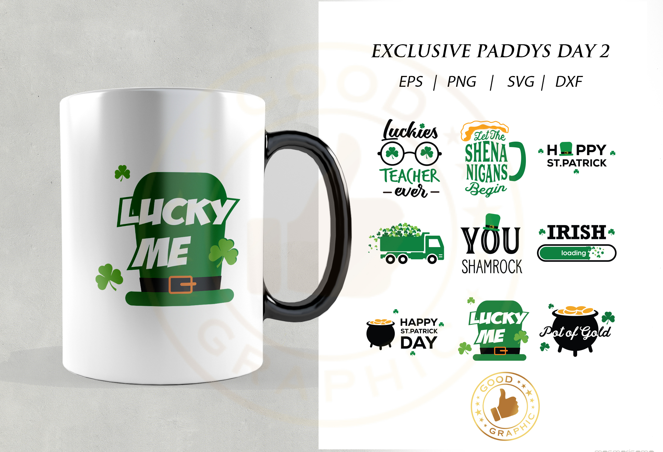 Exclusive Paddys day 2 example image 3