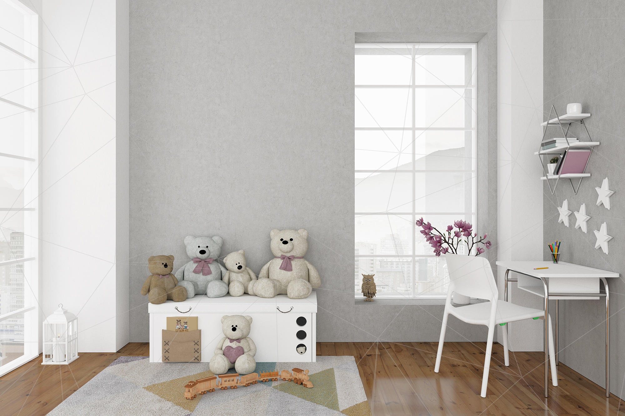 Nursery interior bundle - 10 images 60 off example image 9