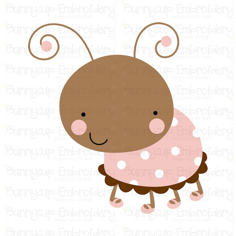 Cuddle Bug - SVG, Cut Files, Clipart, Printables example image 2