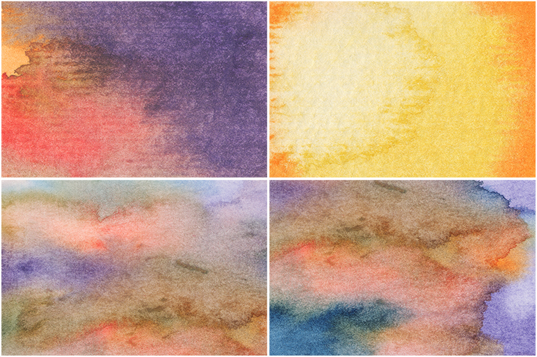 50 Watercolor Backgrounds example image 5