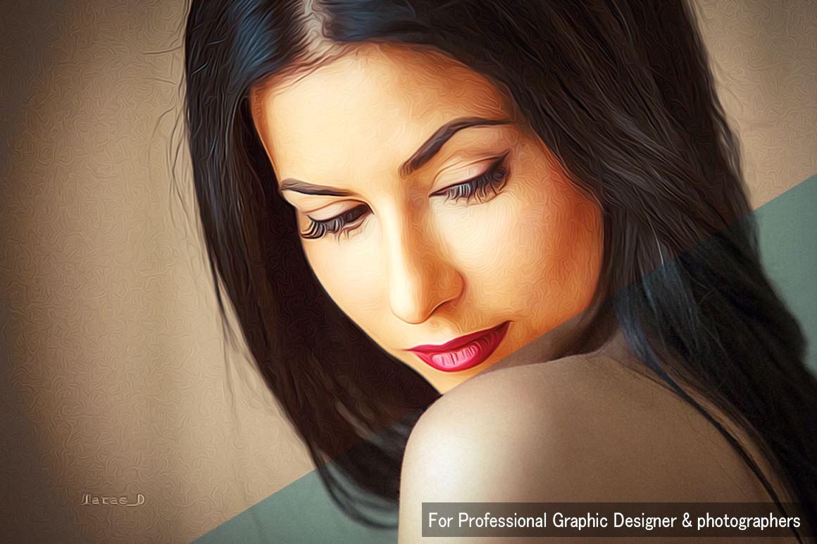 10 Pro Realistic Painting Effects example image 6