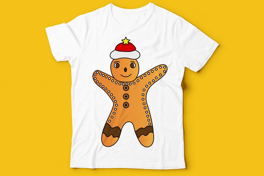 Kids T-Shirt Design example image 1