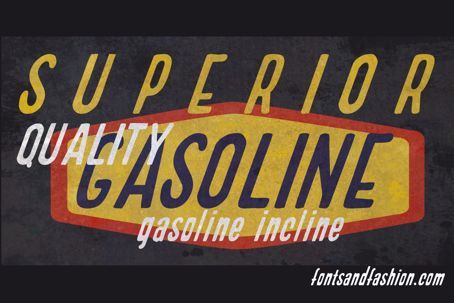 GASOLINE family example image 6