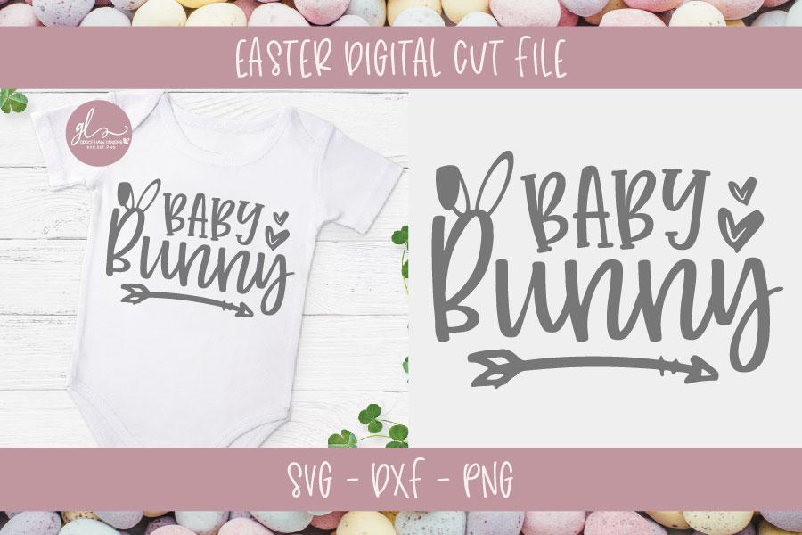 Easter SVG Bundle - 12 Easter Designs - SVG, DXF & PNG example image 9