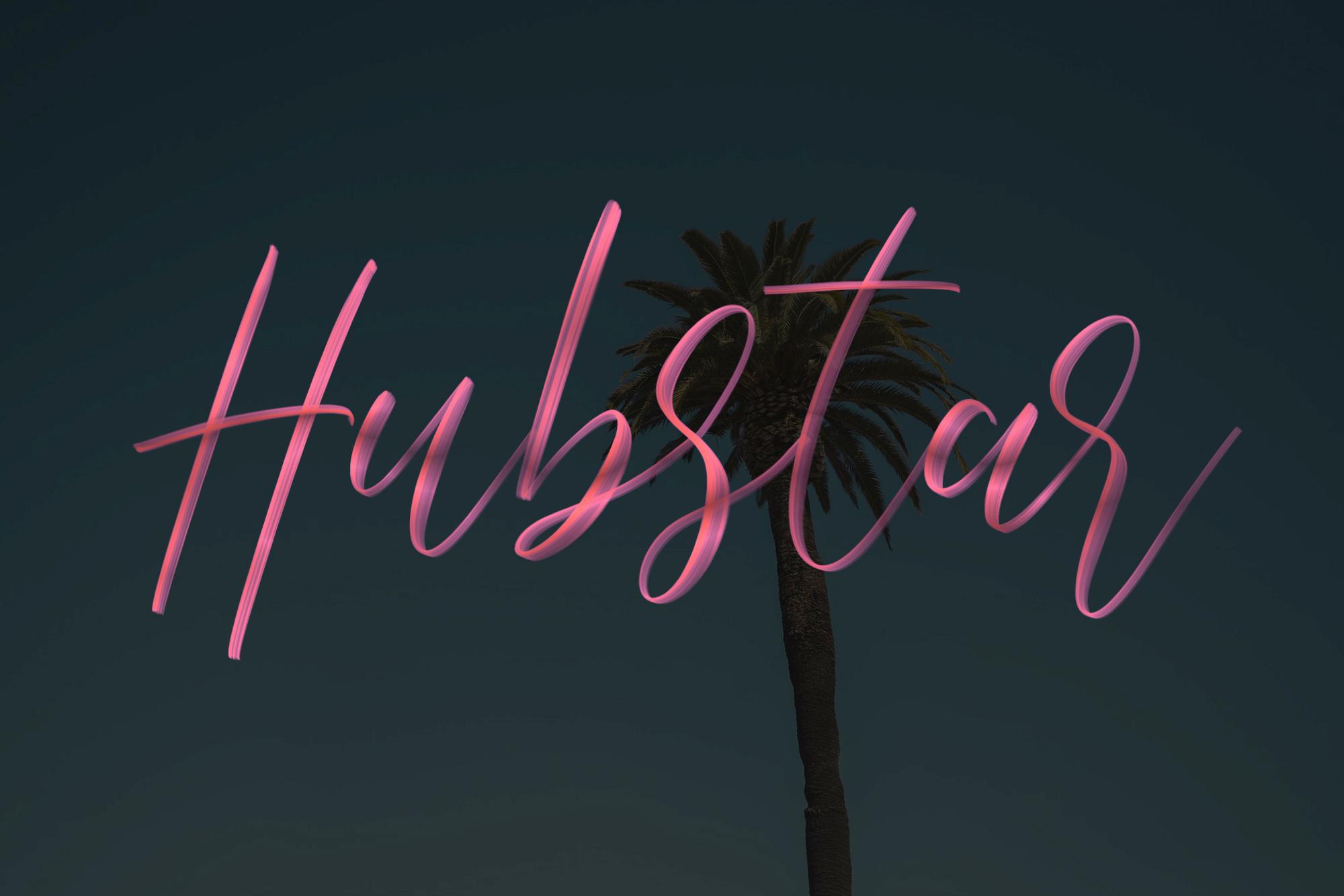 Love Brush SVG Font - Free Sans example image 6