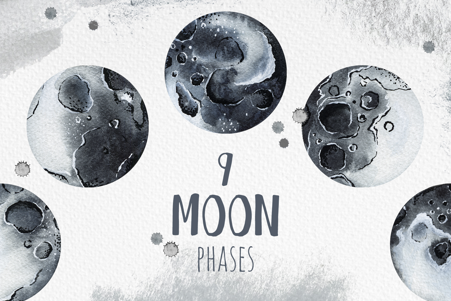 Moon Phases example image 1