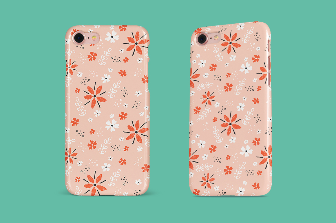 Floral Pattern Collection example image 7
