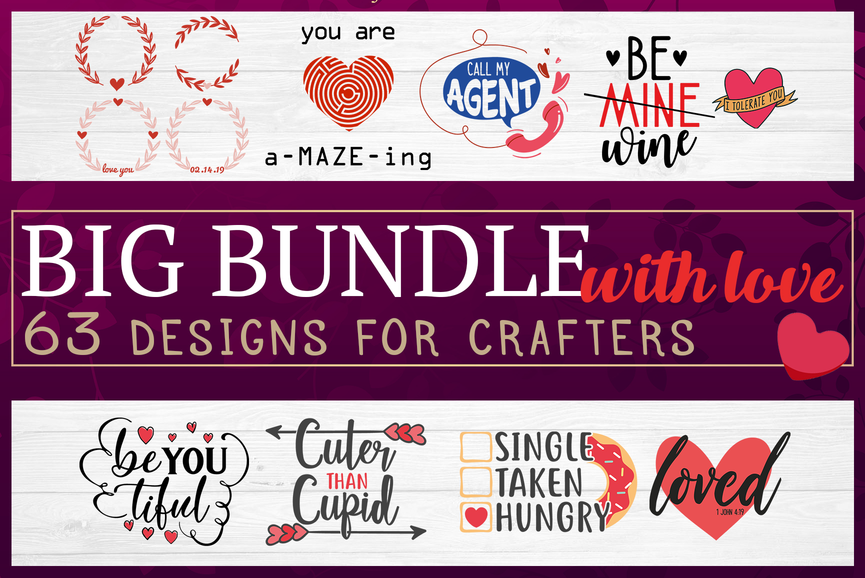 Mega SVG Bundle - Cut Files Bundle - Mega Bundle Over 700 example image 17