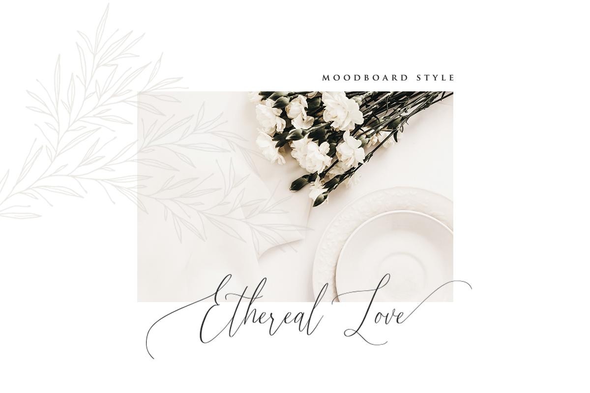 Audrey & Reynold - Luxury Script example image 7
