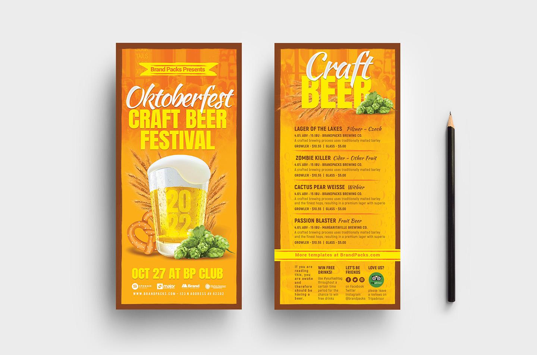 Oktoberfest Flyer example image 5