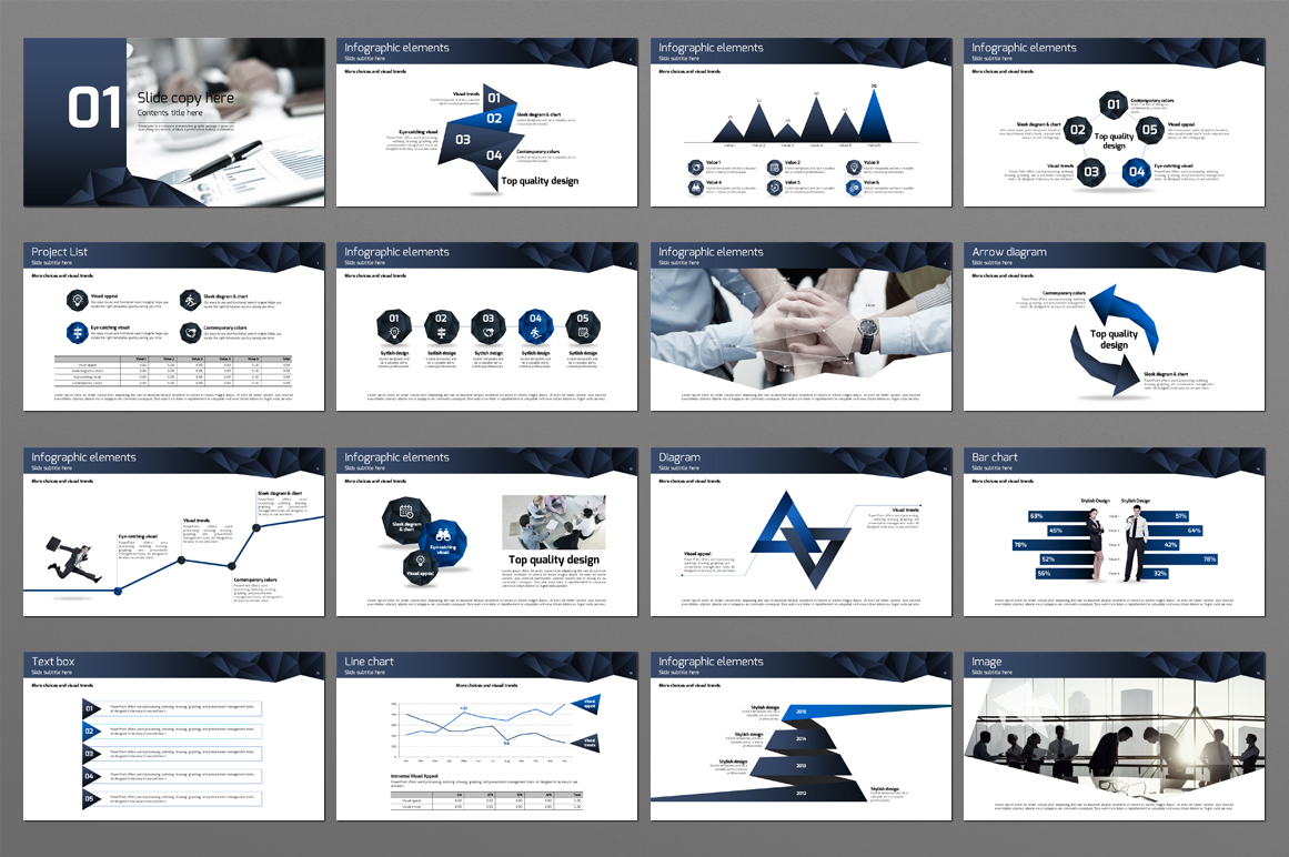 Conference Presentation Template example image 3