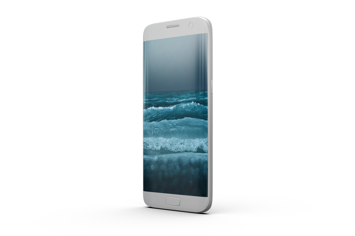 Samsung Galaxy S7 Edge Mockup example image 6