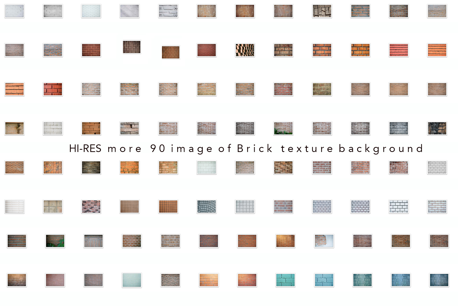 90 Brick texture background  example image 7
