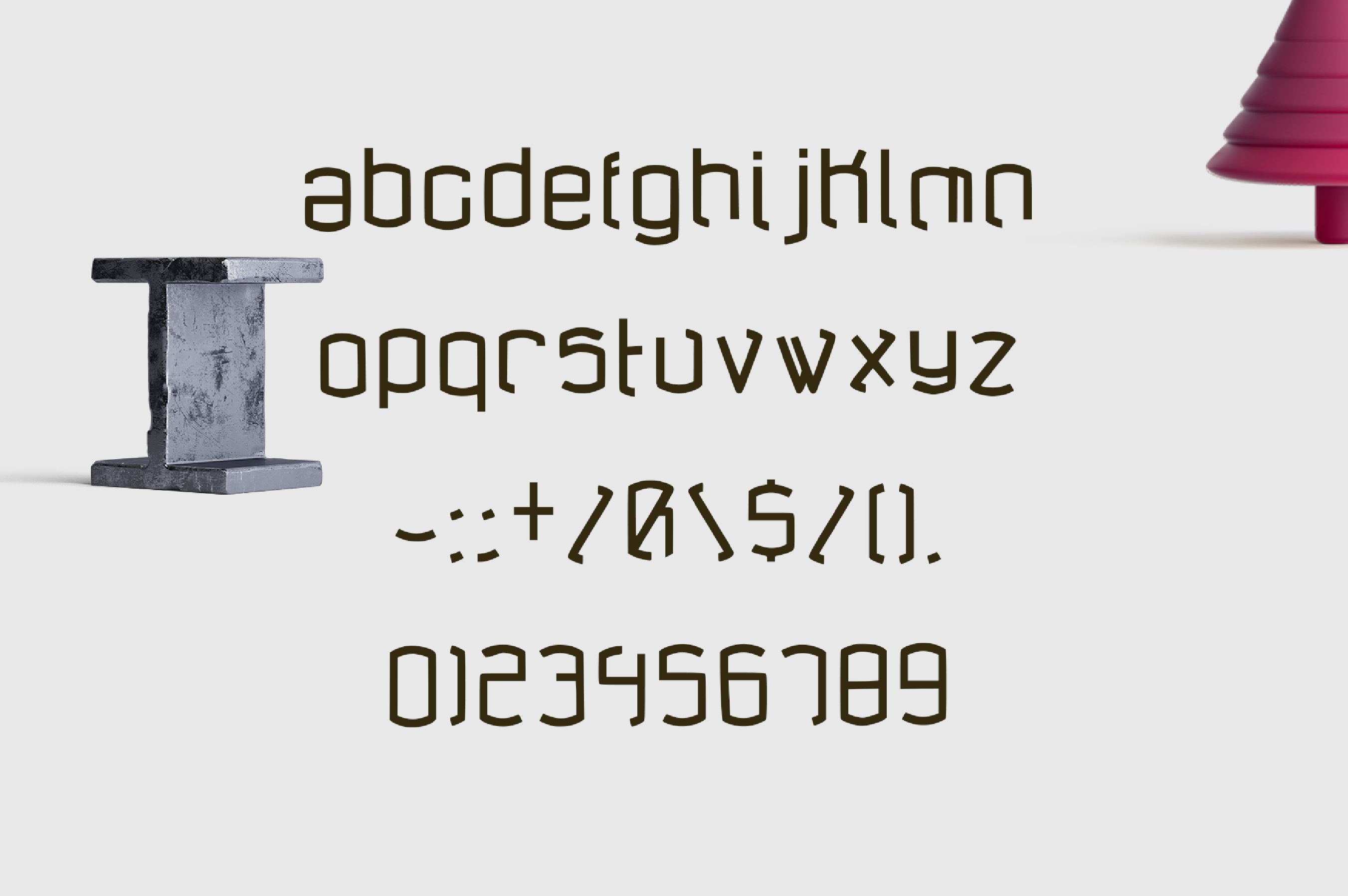 anlock - Typeface example image 6
