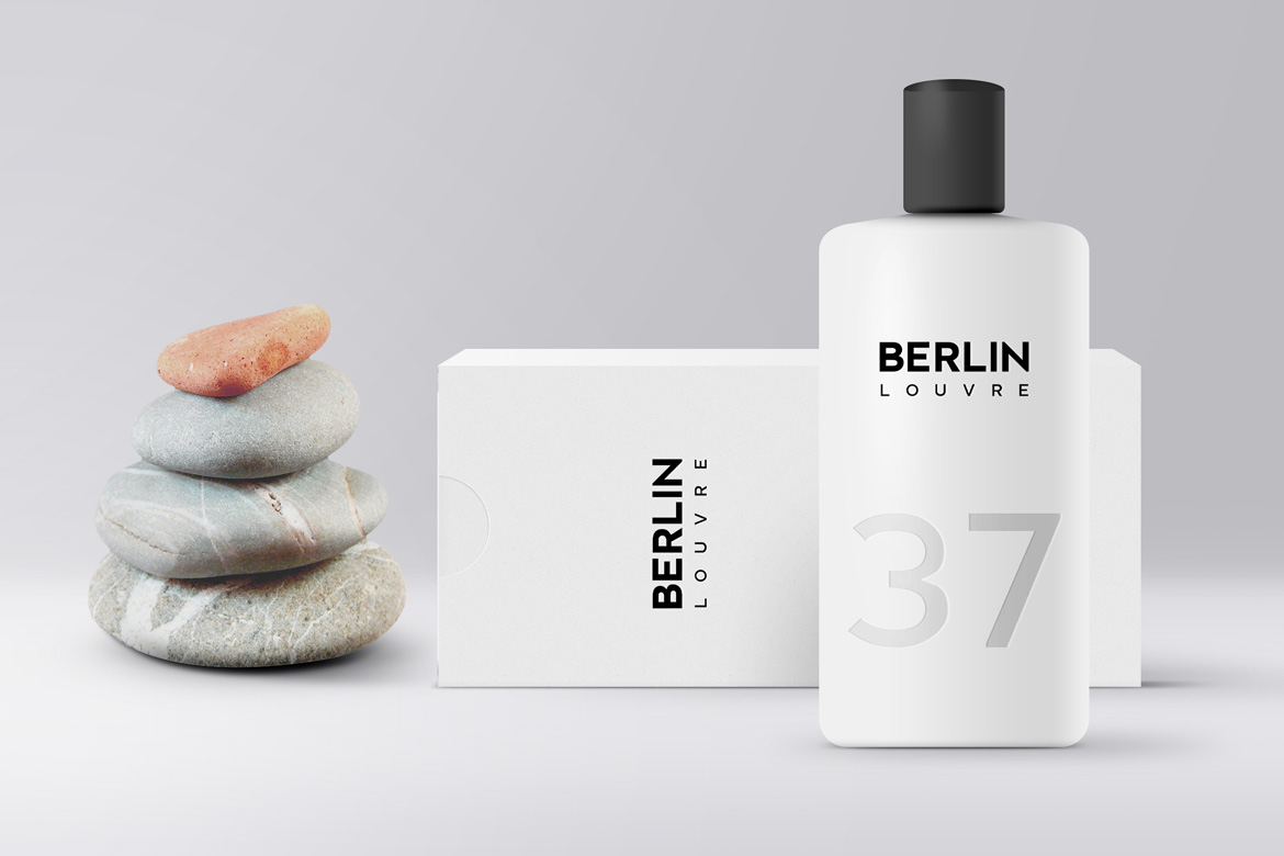 BERLIN - Minimal Typeface & Web Fonts example image 2