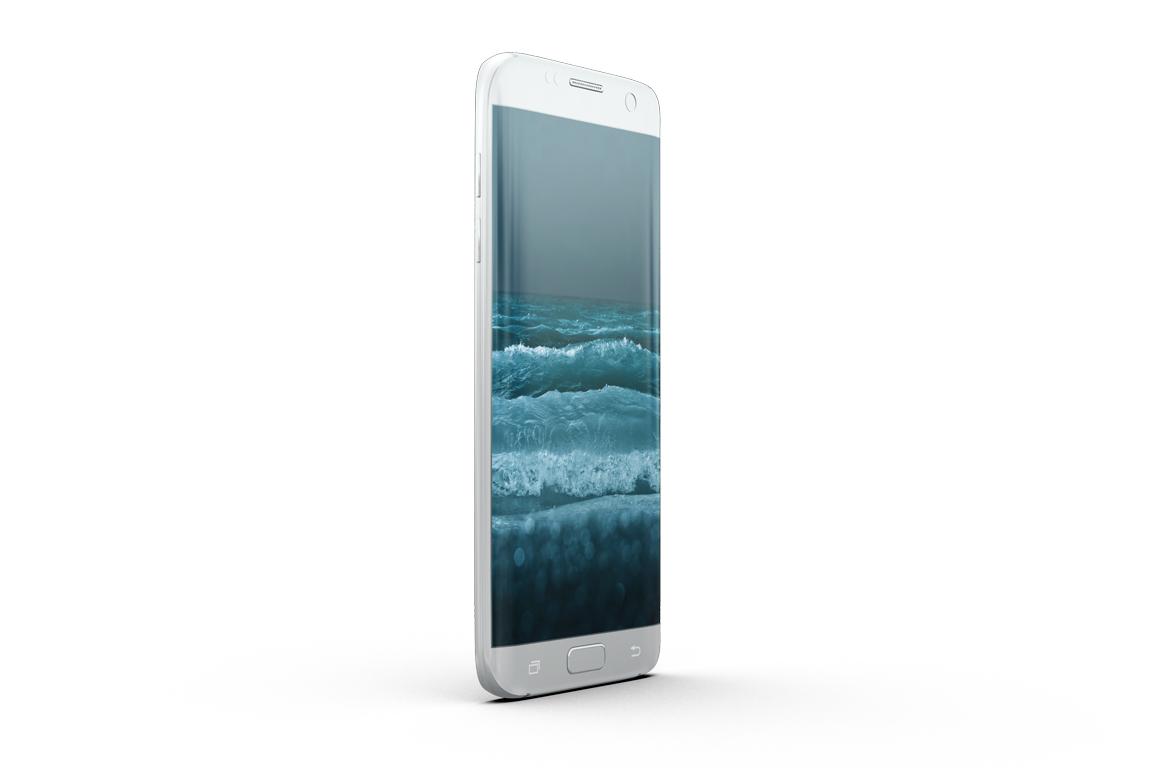 Samsung Galaxy S7 Edge Mockup example image 13