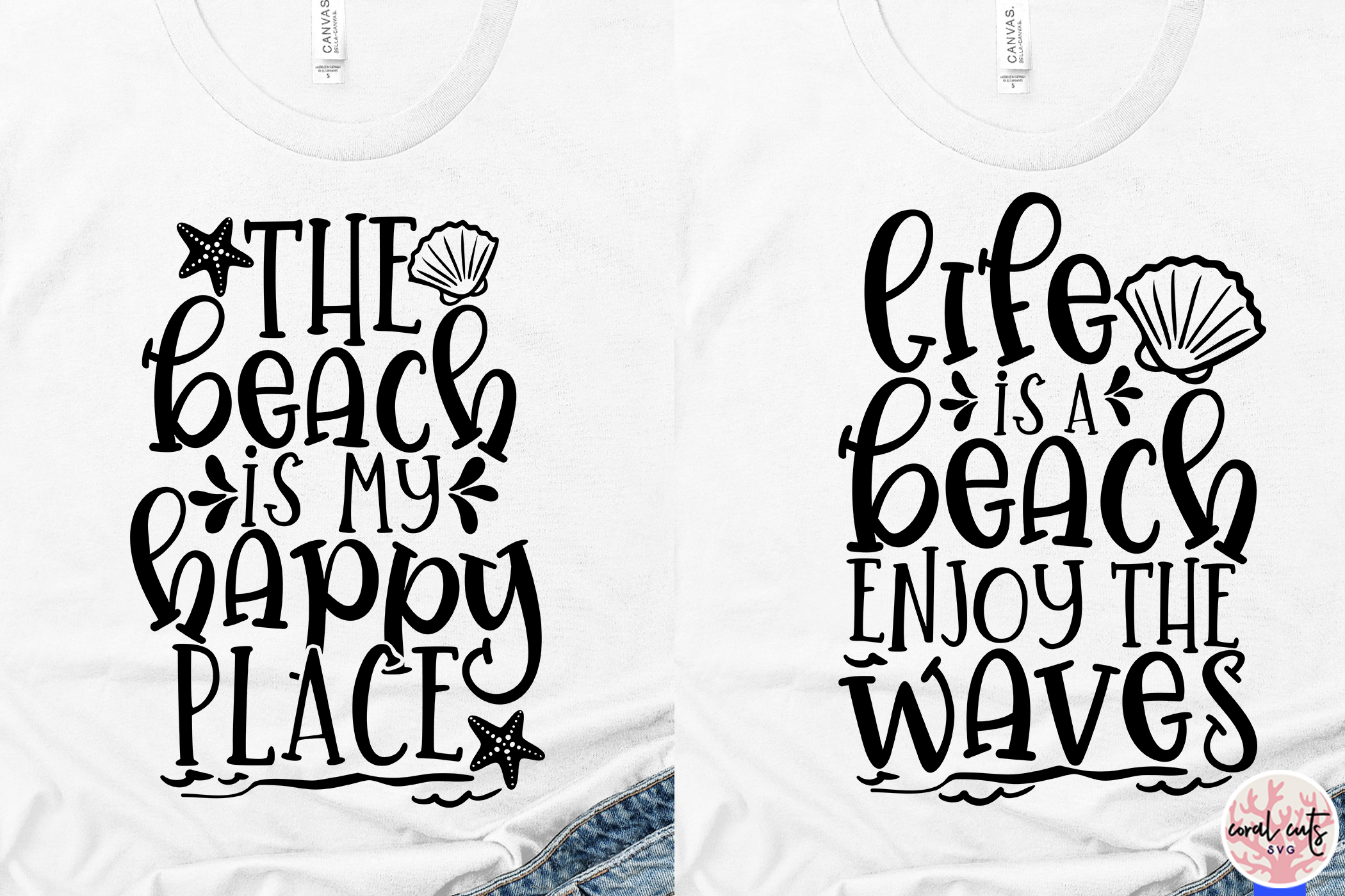 Summer Beach Bundles - 9 Svg EPS DXF PNG Cut File example image 5