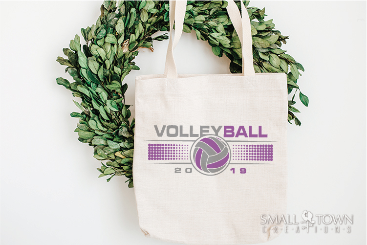 Volleyball, Volleyball ball, Sport logo, PRINT, CUT & DESIGN example image 2