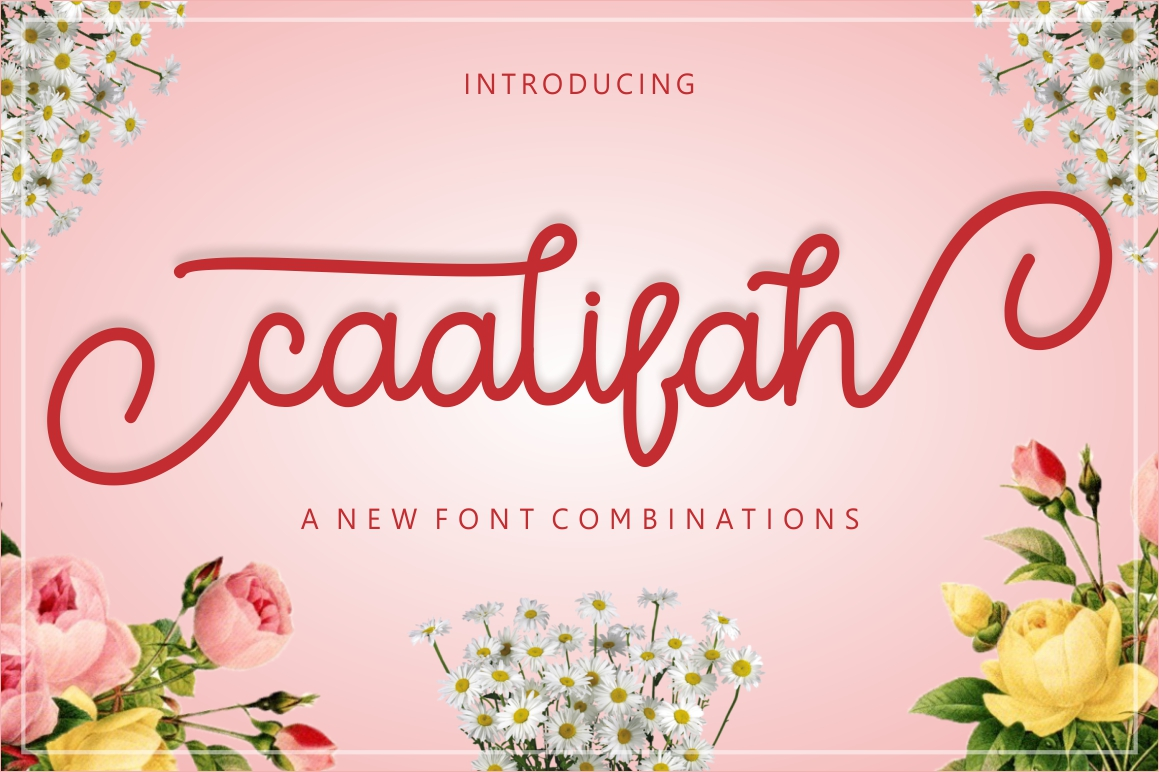 caalifah script example image 1