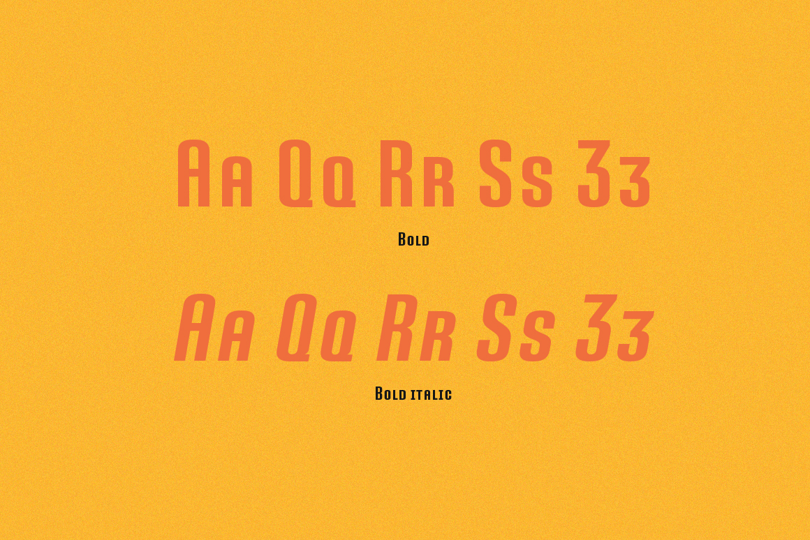 Modura Sans Font example image 3