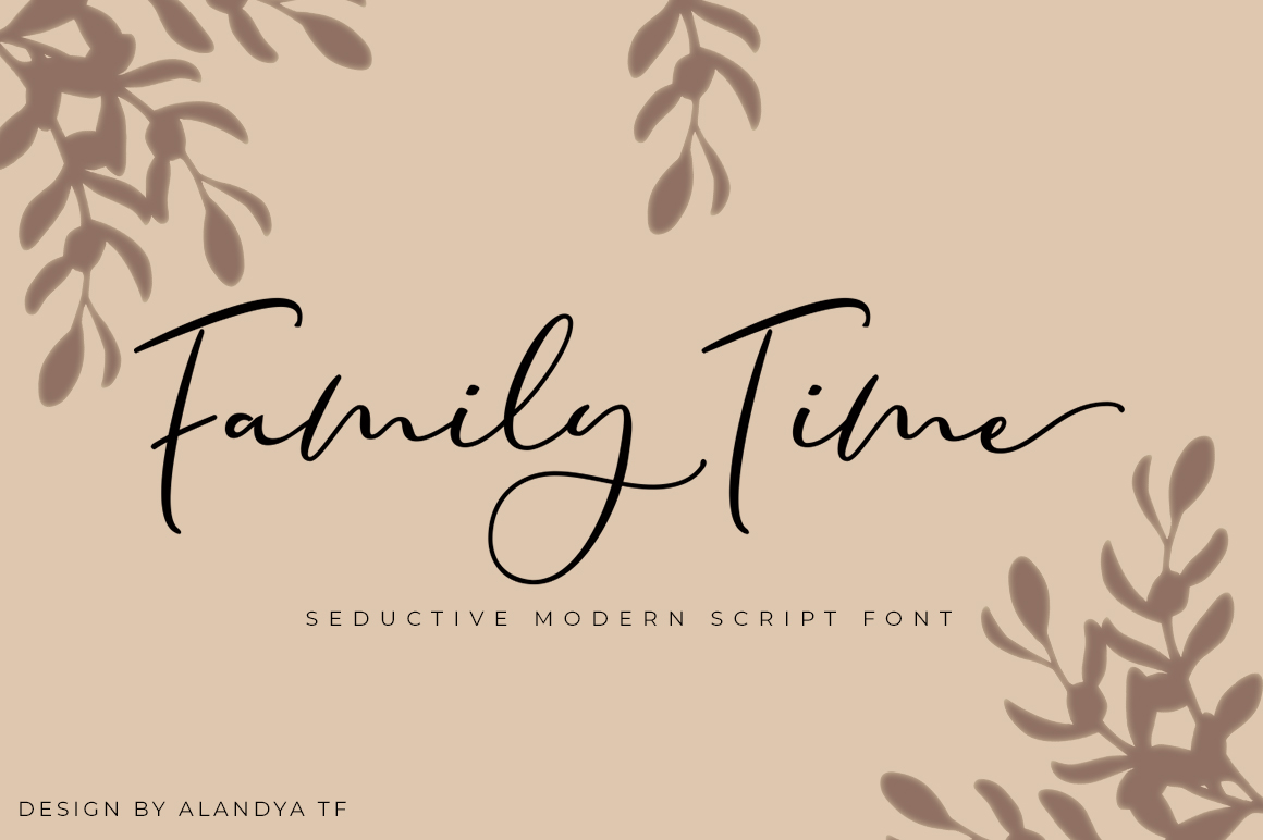 Family Time script example image 1
