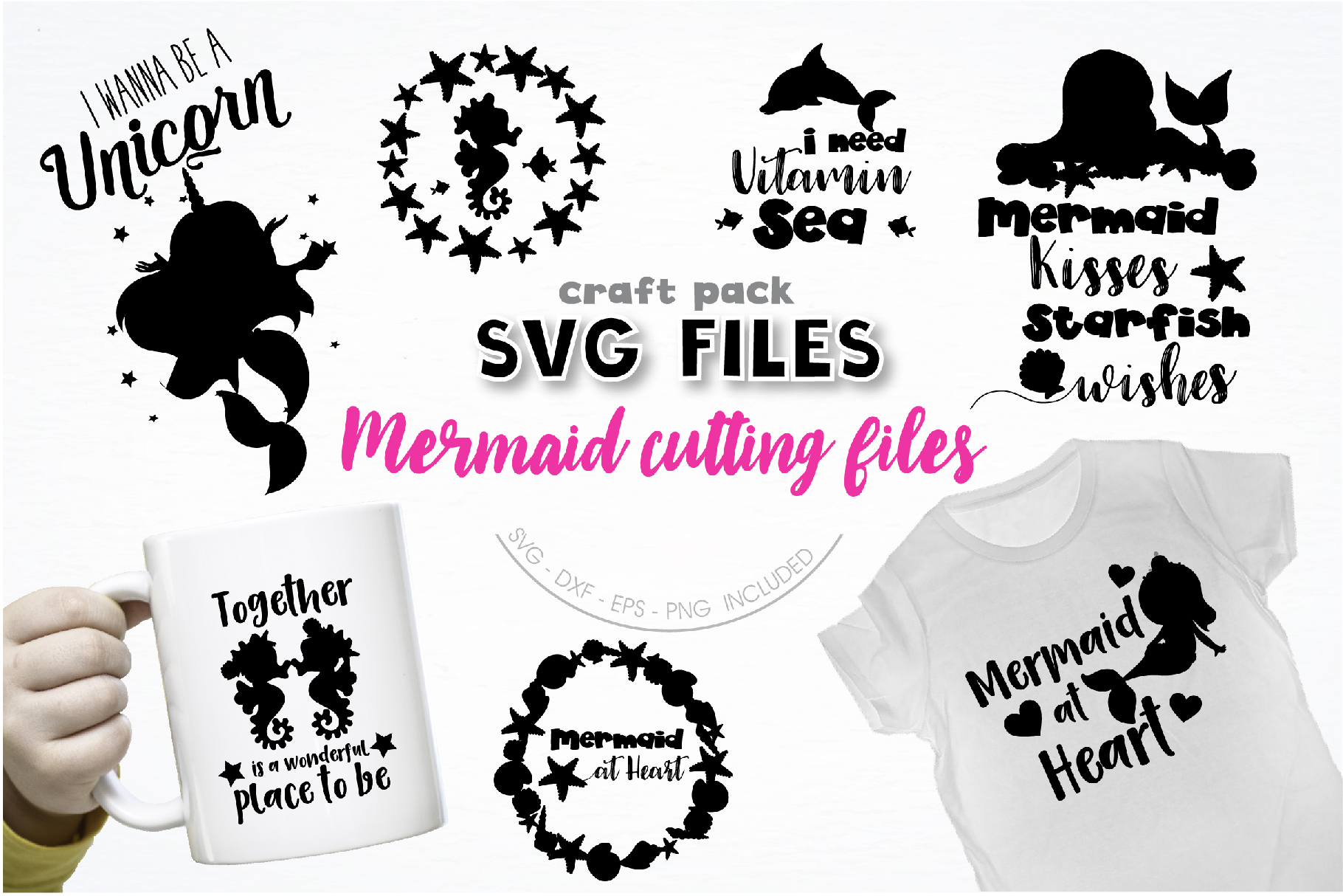 The AMAZING CRAFT BUNDLE, 1500 in 1, cutting file svg, dxf, example image 11