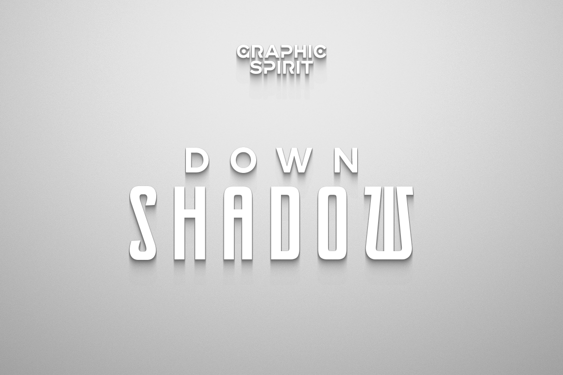 Laconic Long Shadow for Photoshop example image 4