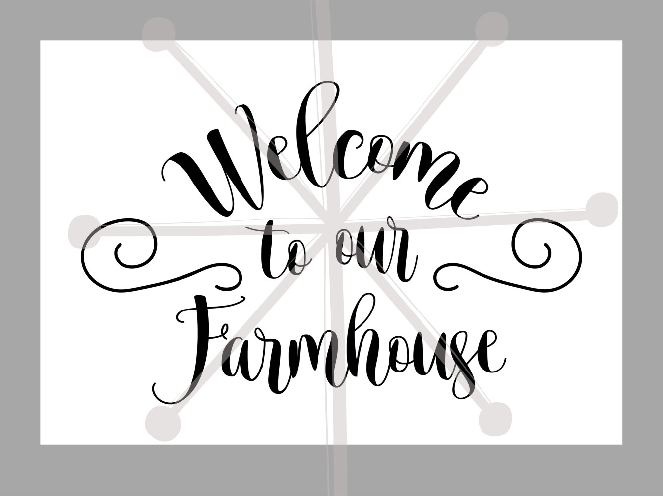 welcome to our farmhouse example image 1