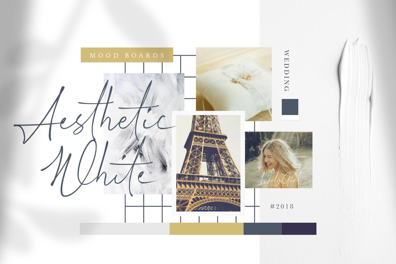 Aesthetic White example image 2