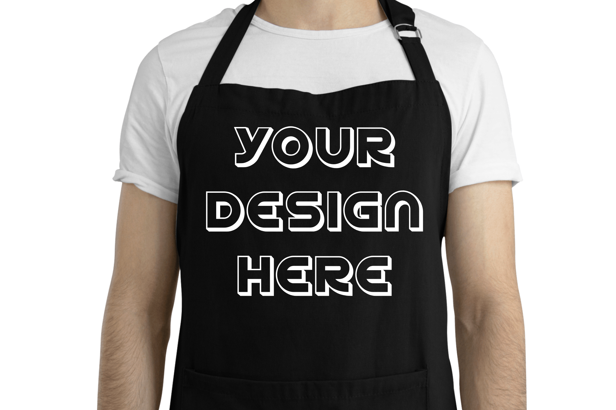 Apron Mockups - 9 | Men example image 2