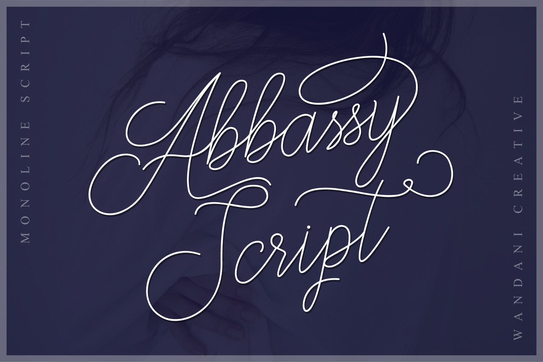 Abbassy Script example image 1