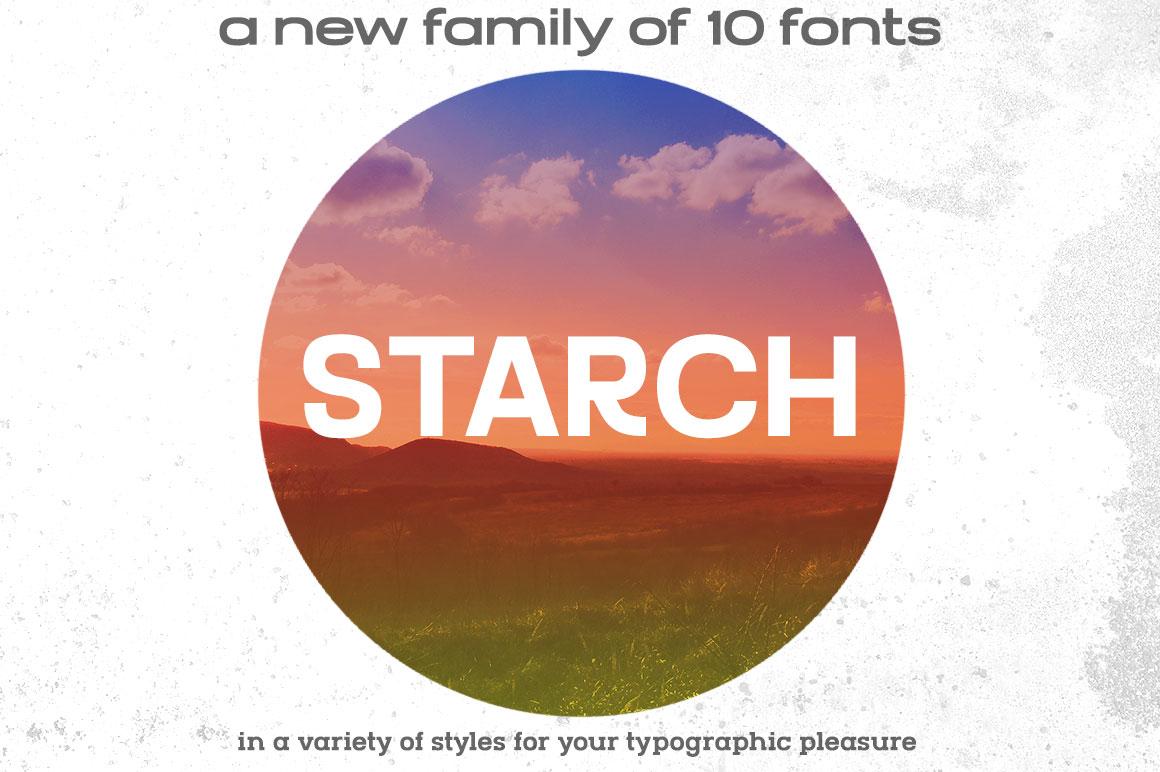 STARCH: main header image