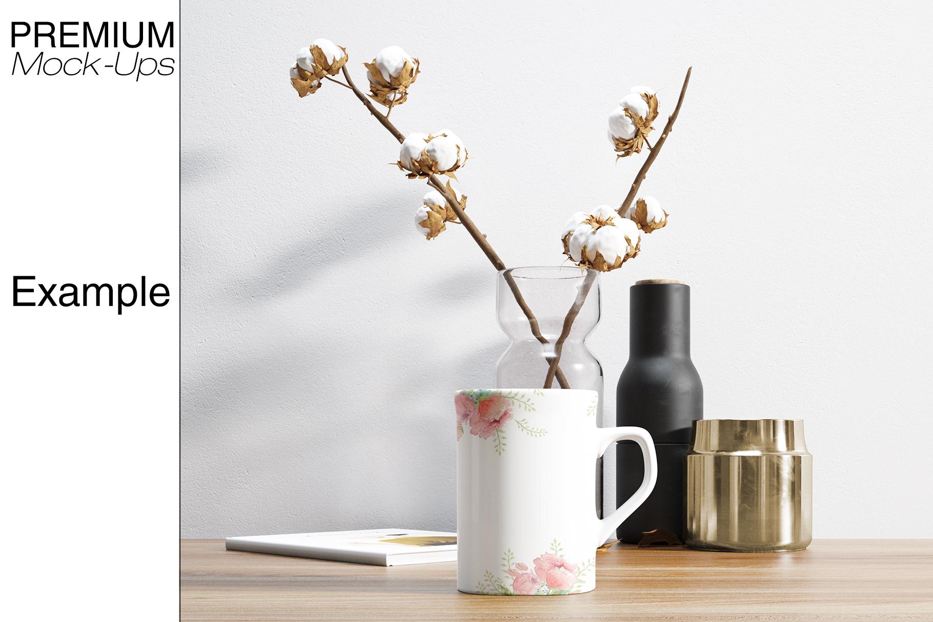 Mug Mockups - Many Shapes example image 17