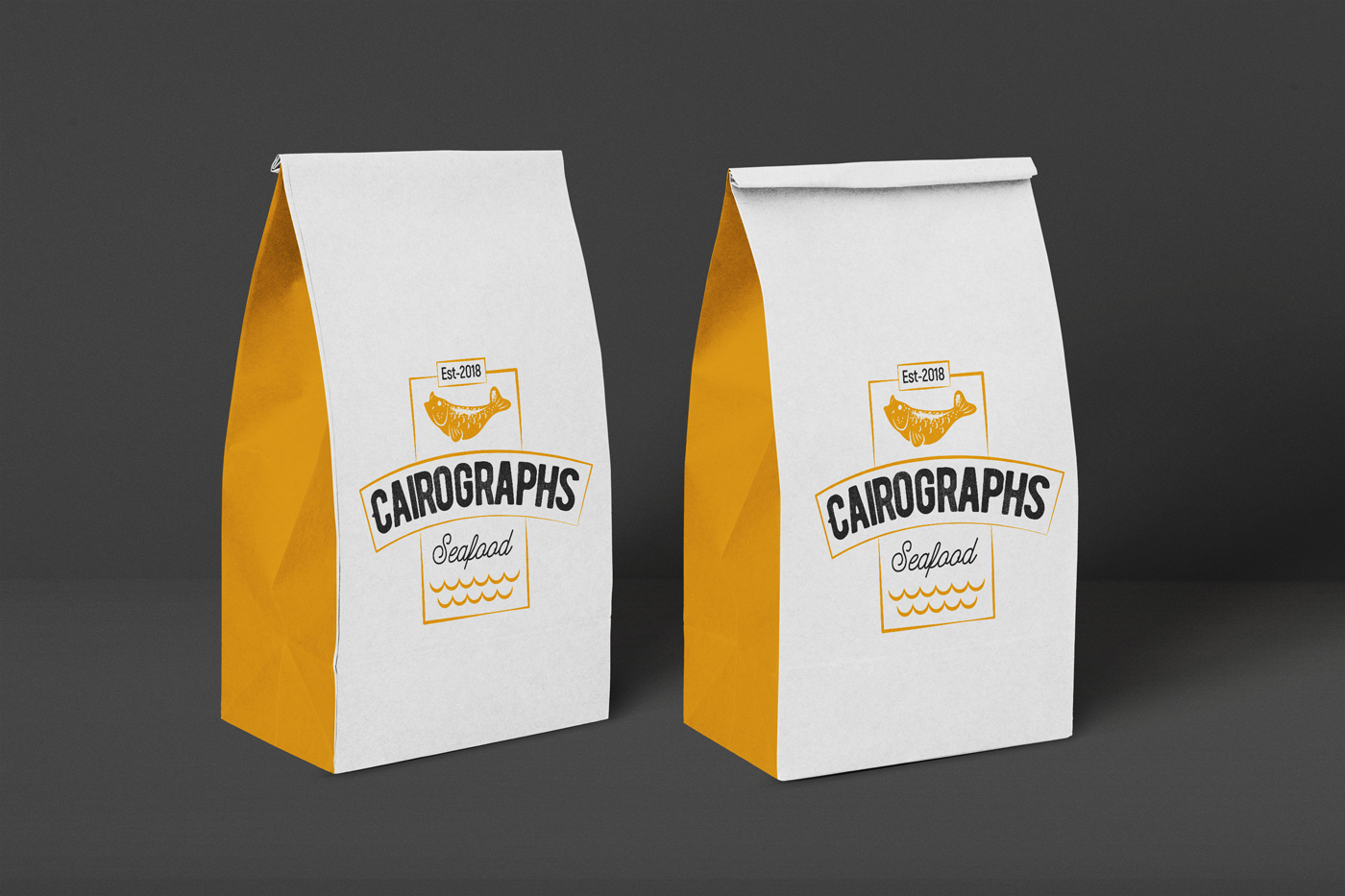 Paper Bags Mockups example image 5