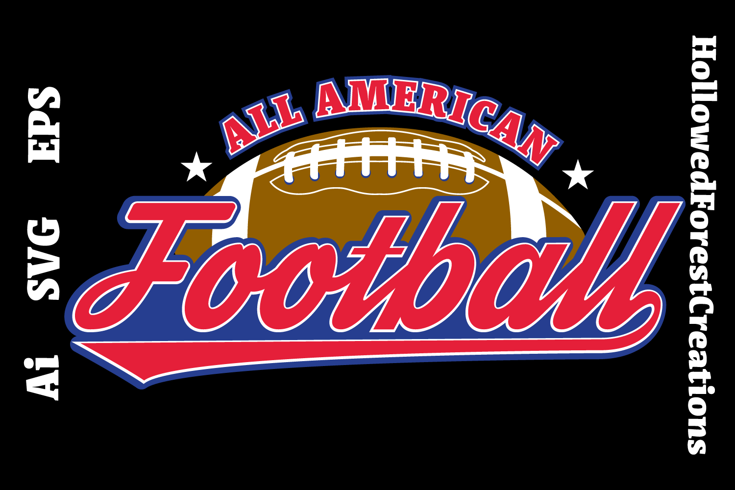 All American Football example image 2