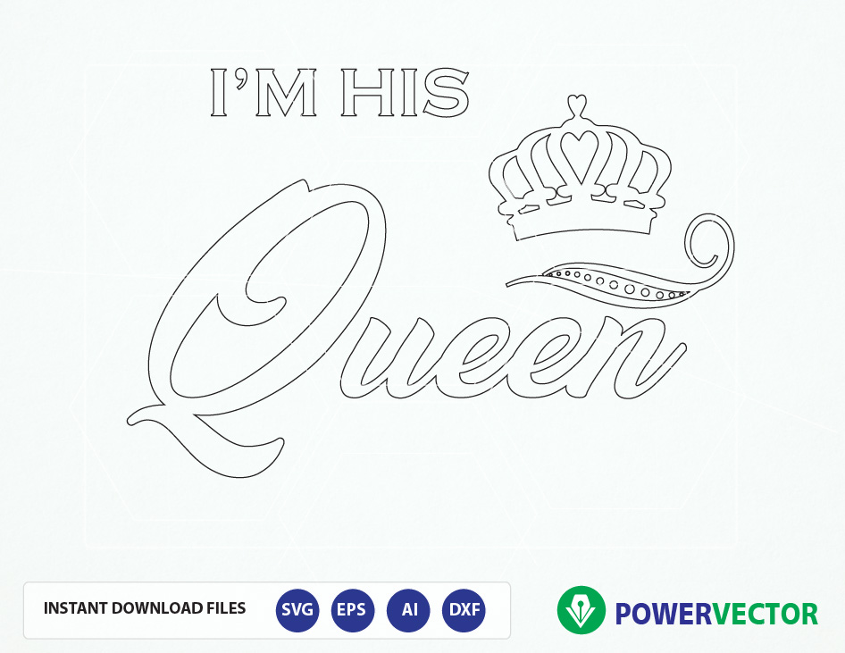 King Queen Princess Prince T shirts SVG Cuttable Design. Royal Family Shirt Vinyl Cut File - Svg Dxf Png. Crowns Svg T shirt Iron on File example image 3