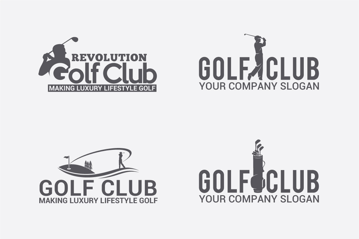 Golf Badges example image 8