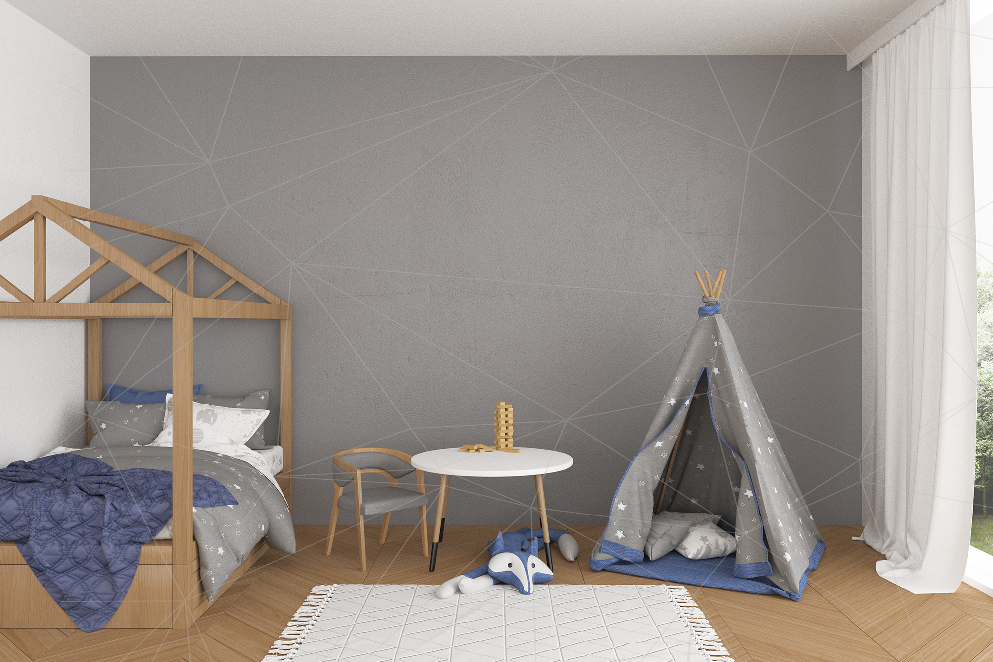Nursery interior bundle - 10 images 60 off example image 4