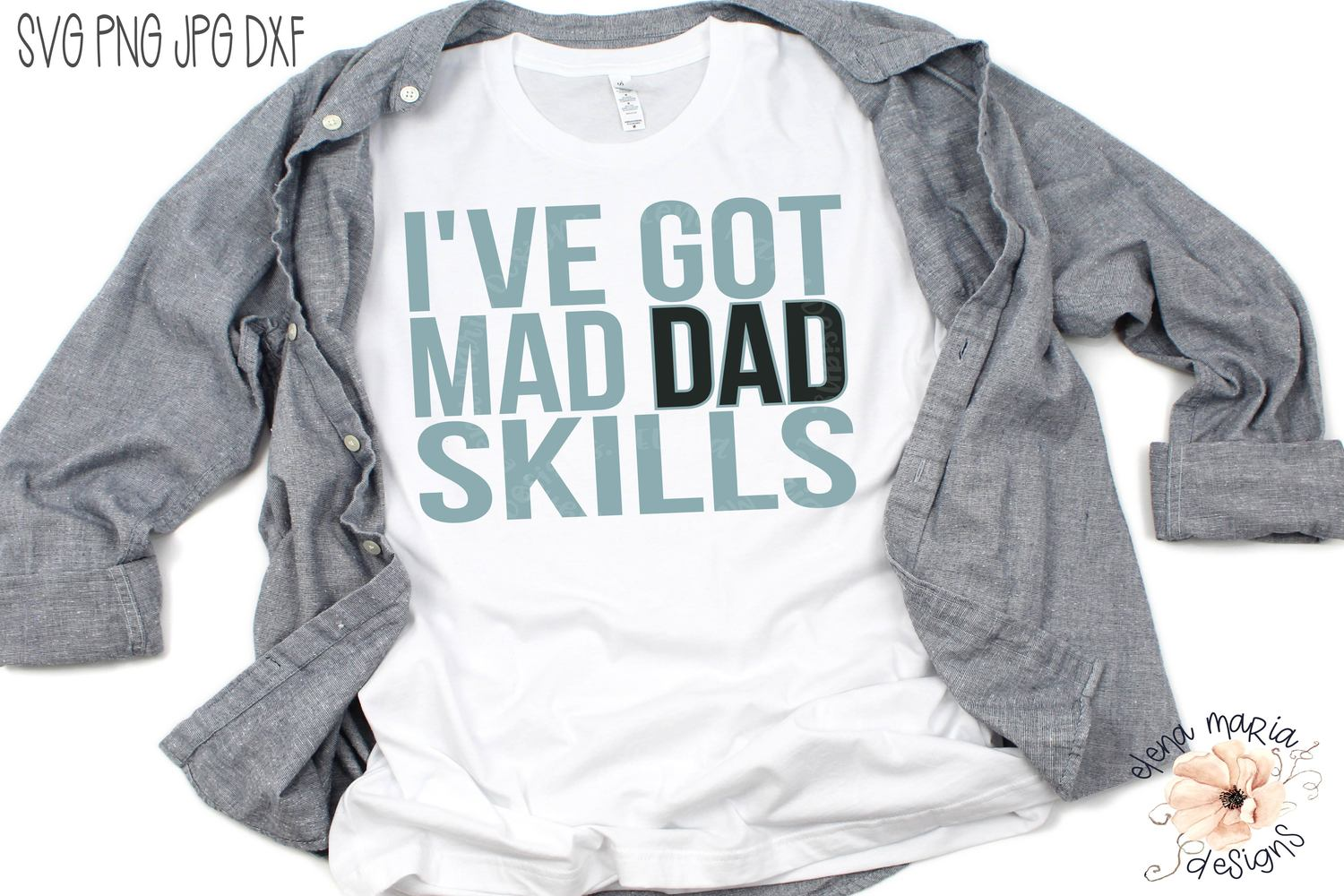 Dad Svg Bundle | Fathers Day Svg And Cut Files For Crafting example image 4