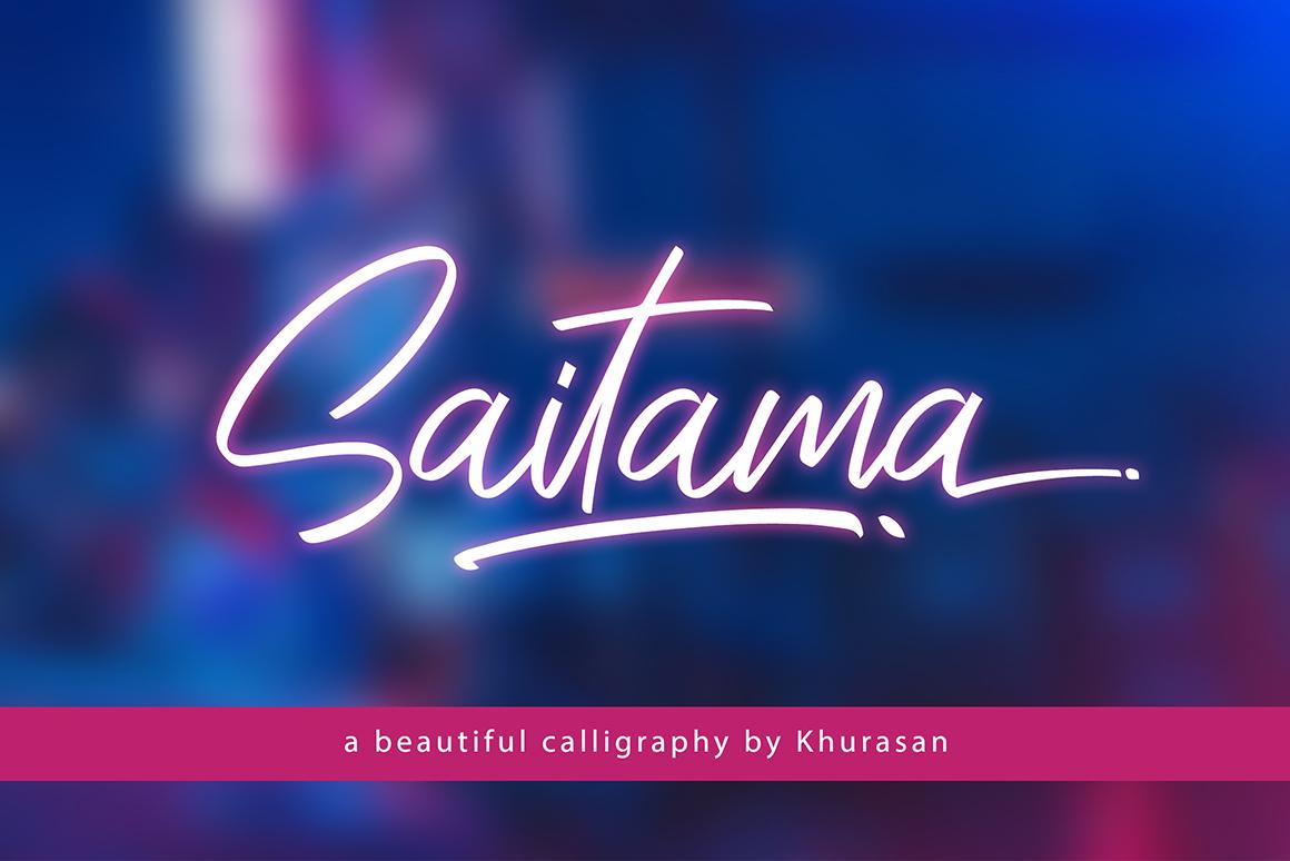 Saitama Script example image 1