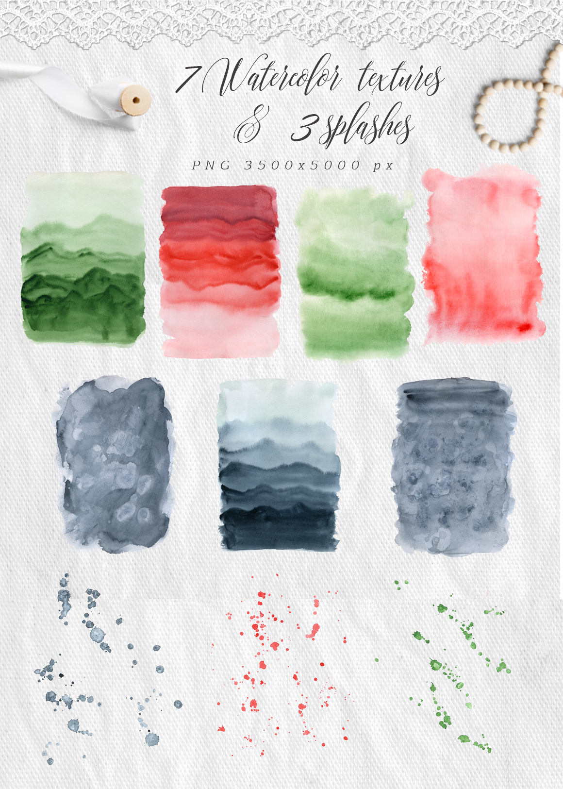 Watercolor peonies romantic floral clipart example image 12