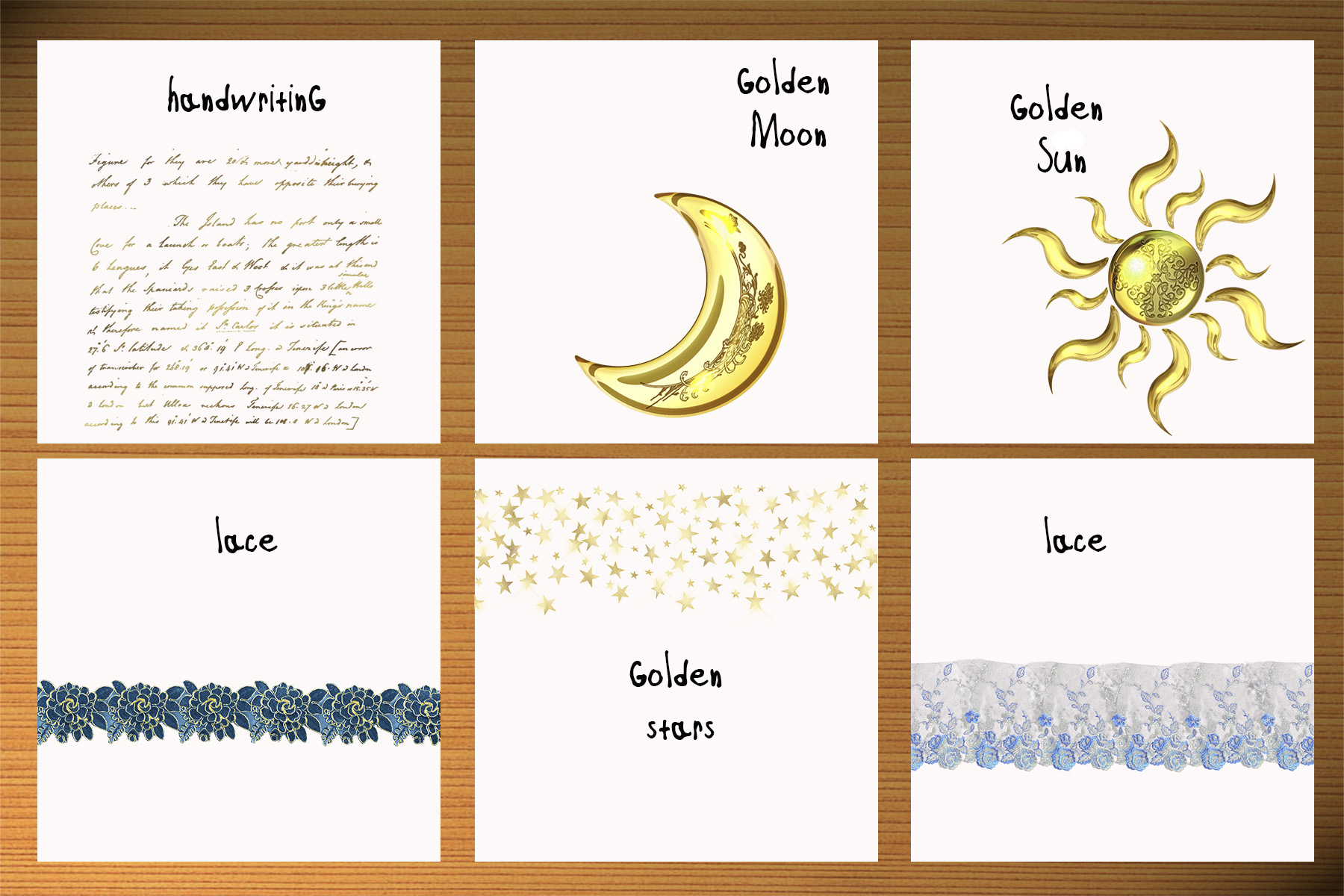 Blue&Gold example image 7