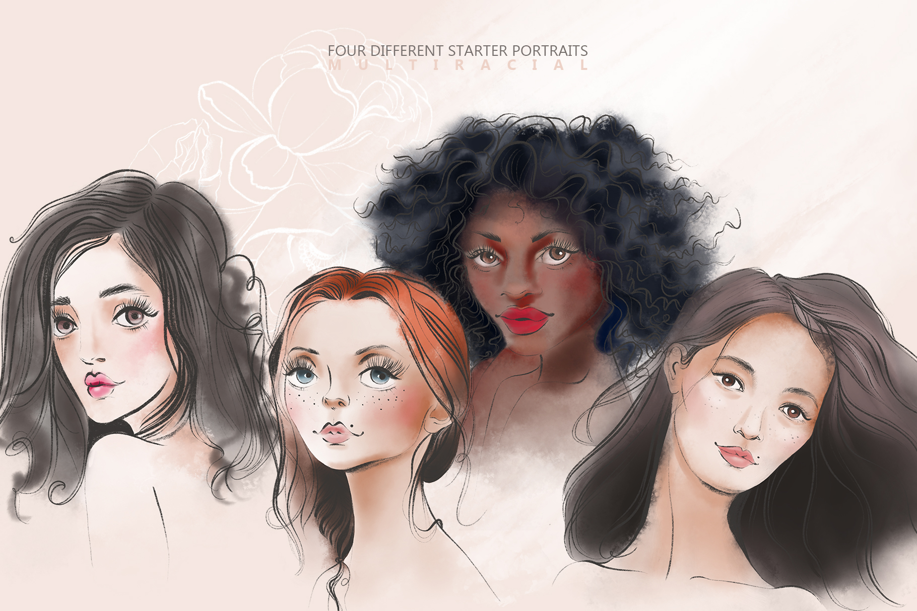 Beauty Portrait Creator example image 4