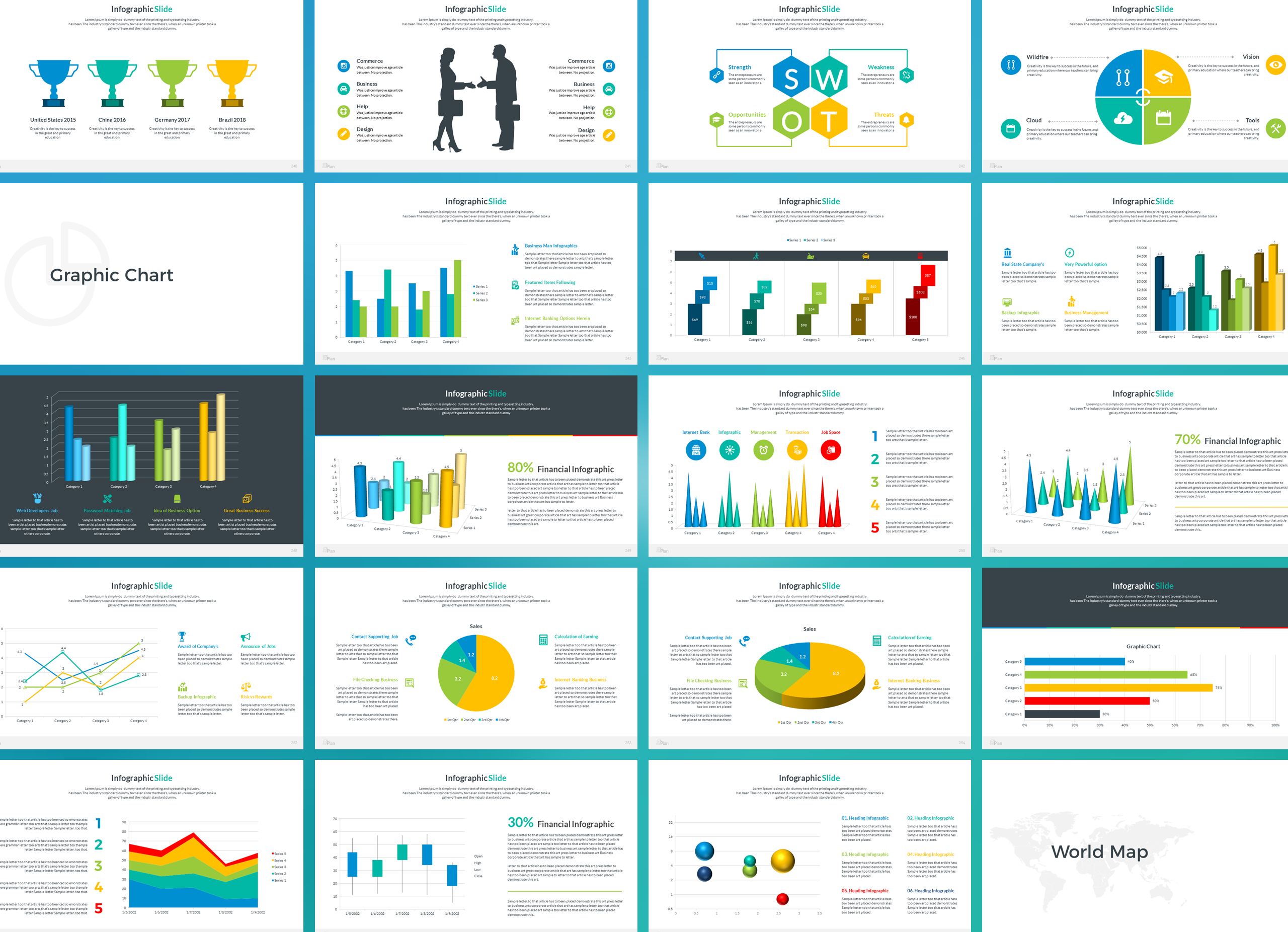 Business Plan PowerPoint Presentation Template example image 14