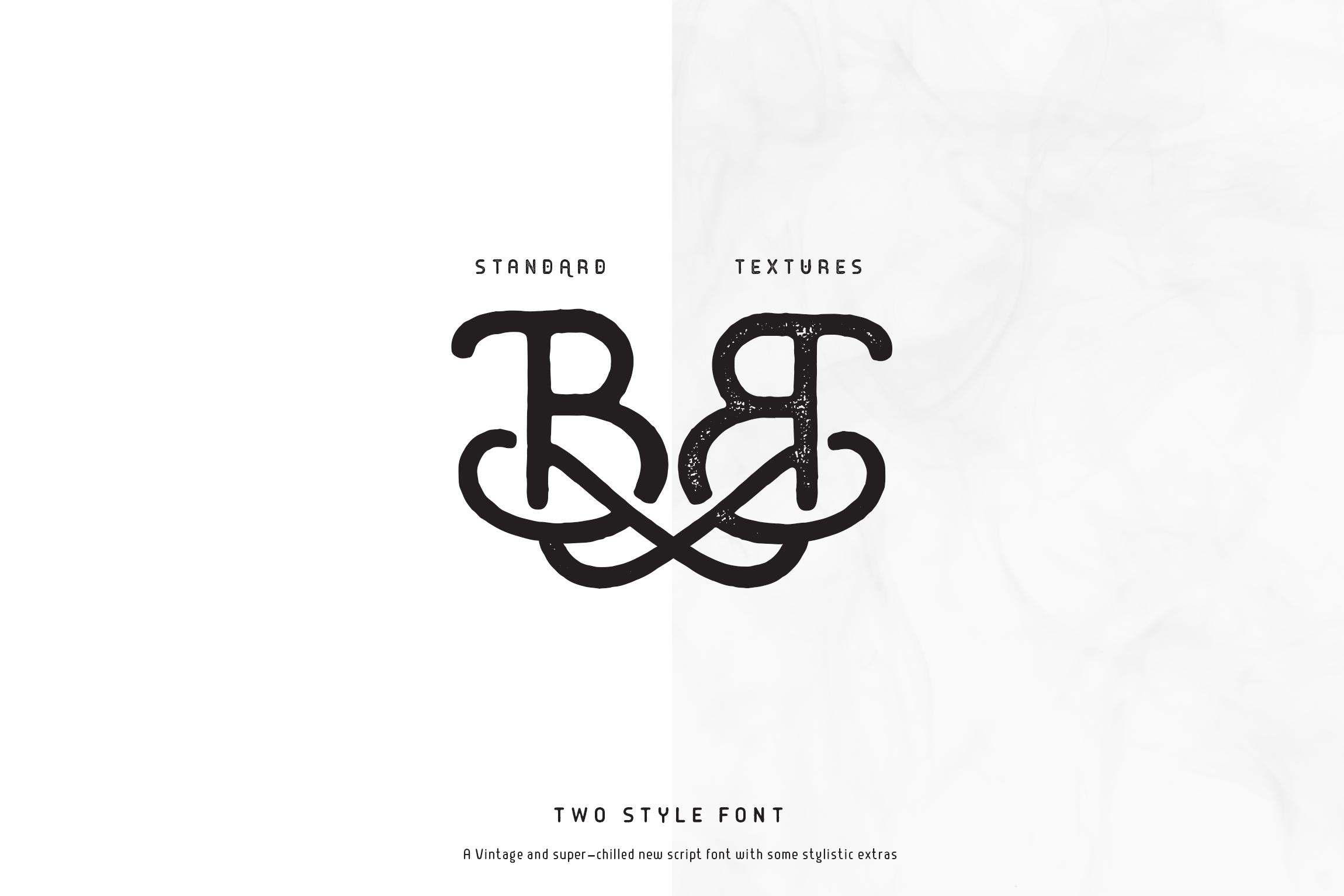 Batriysh Typeface example image 4