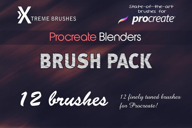 Procreate Blenders example image 1